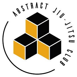 Abstract Jiu Jitsu Logo