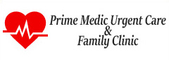 Prime Medic Urgent Care & Family Clinic Logo