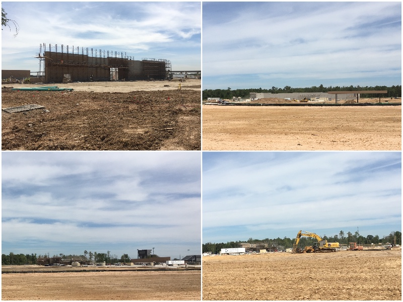 Valley Ranch Town Center Updates