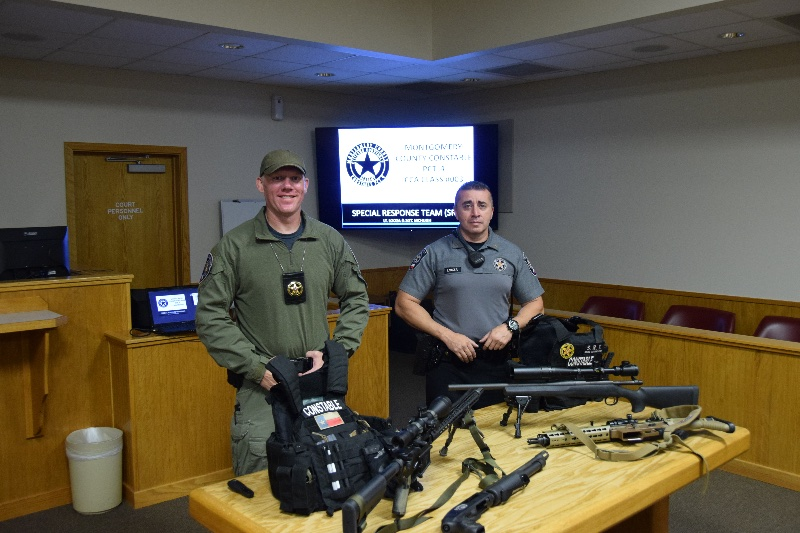 Pct. 4 Nabs Armed Robbers In New Caney