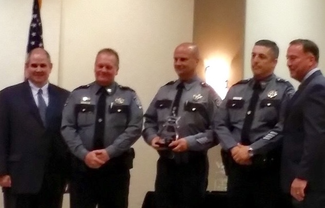 Pct. 4 Receives MADD Award