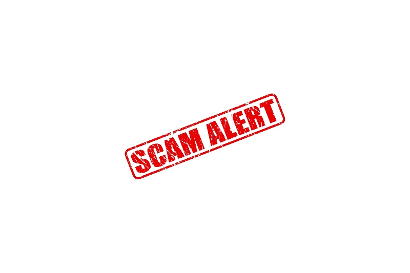 Scam Alert From The MCSO