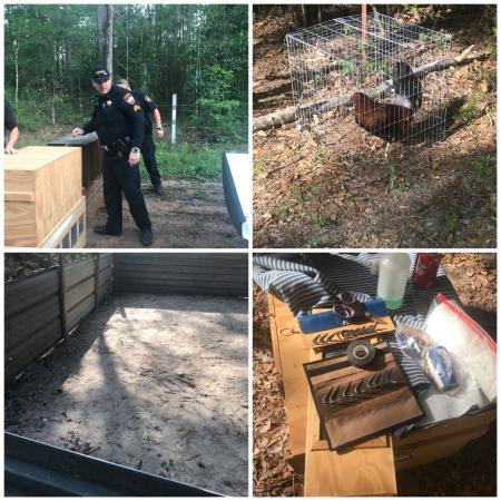 MCSO Shuts Down Cockfighting Event