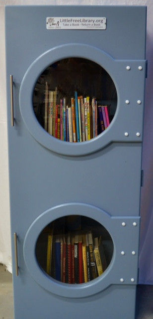 Kingwood's First 'Little Free Library' Celebrates Literacy