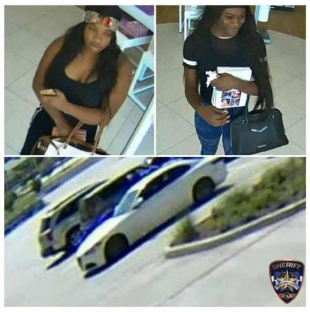 Suspects Steal Over $3K In Cosmetics