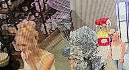 MCSO Looking For Theft Suspect
