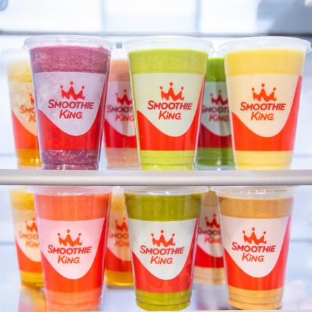 Smoothie King Grand Opening