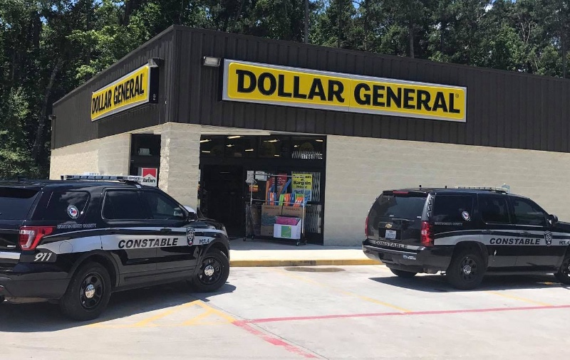 Armed Robbery At Porter Dollar General