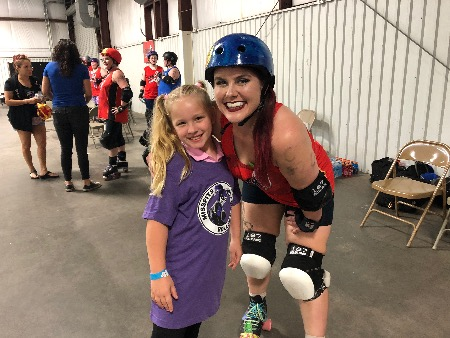 Meet The Missfits Roller Derby Team