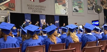 New Caney HS Graduation 2018