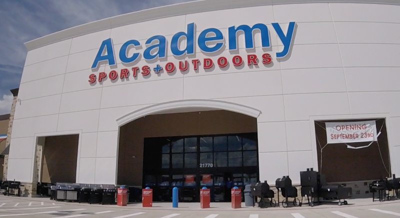 New Academy Open For Business