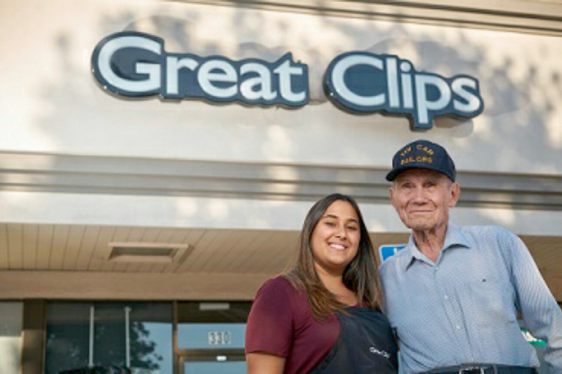 Great Clips is on a Mission to Help All Americans Say Thank You