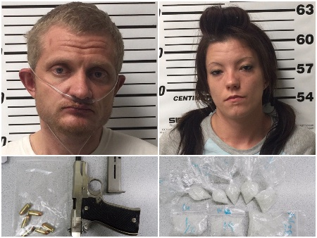 PCT 4 Arrests Pair From Cleveland With Meth