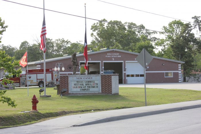 New Caney Fire Station 5