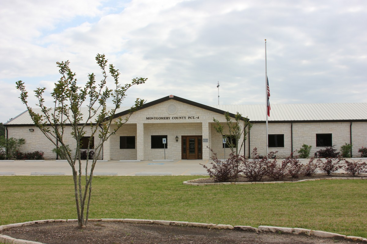New Caney Isd Annex Building